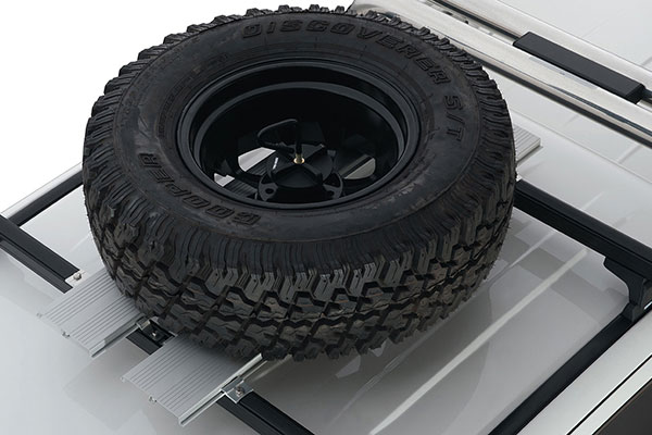 rhino rack platform wheel carrier tire