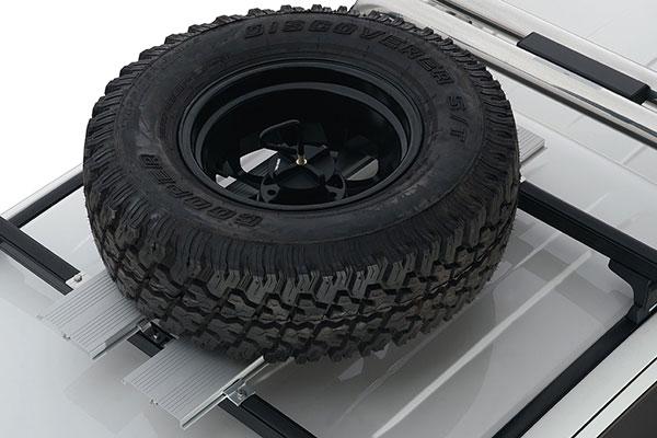 rhino rack platform wheel carrier tire