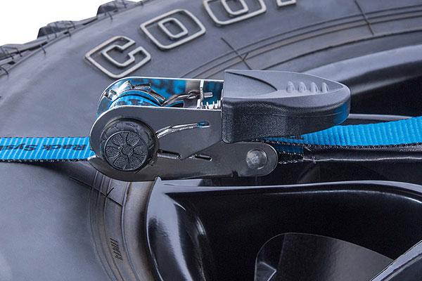 rhino rack spare tire strap latch