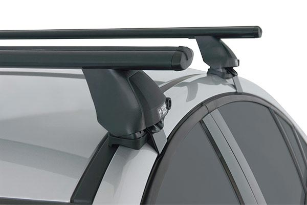 rhino rack aero bar roof rack cruze installed