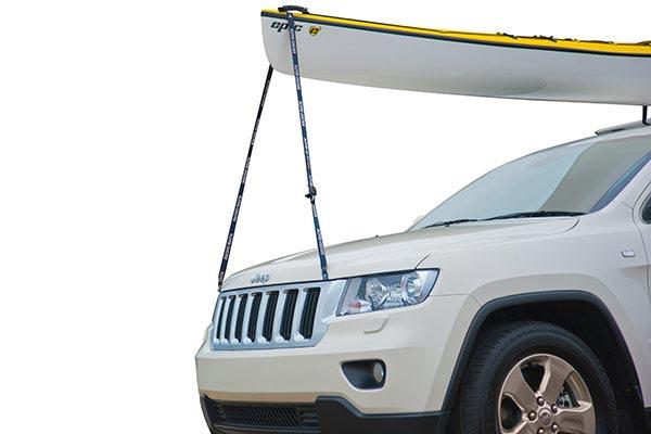 rhino rack anchor straps installed jeep