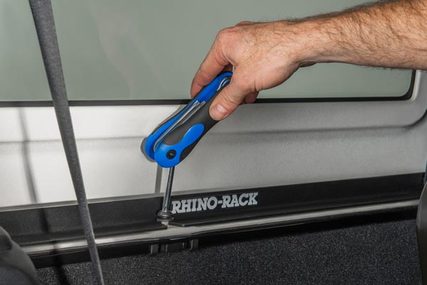 rhino rack backbone base rack system easy install
