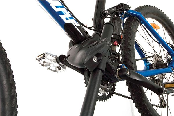 rhino rack discovery bike carrier close up