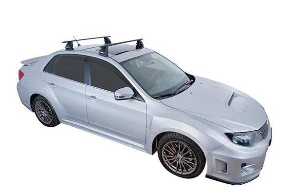 rhino rack euro square bar roof rack wrx