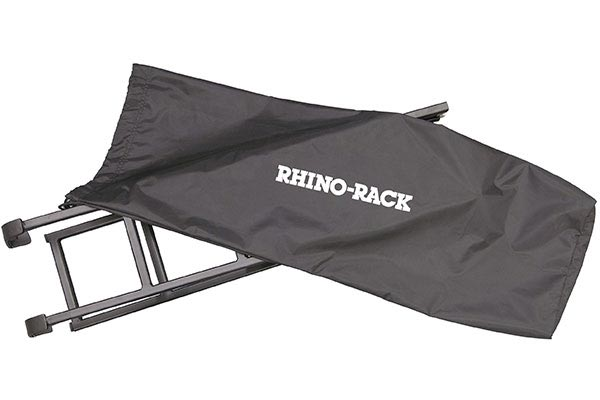 rhino rack folding ladder with bag
