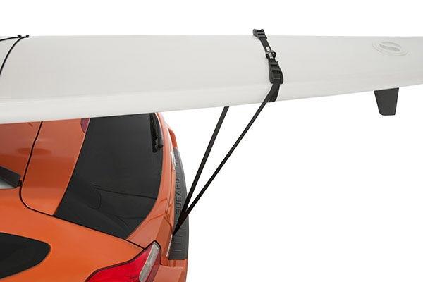 rhino rack kayak tie down strap attached rear