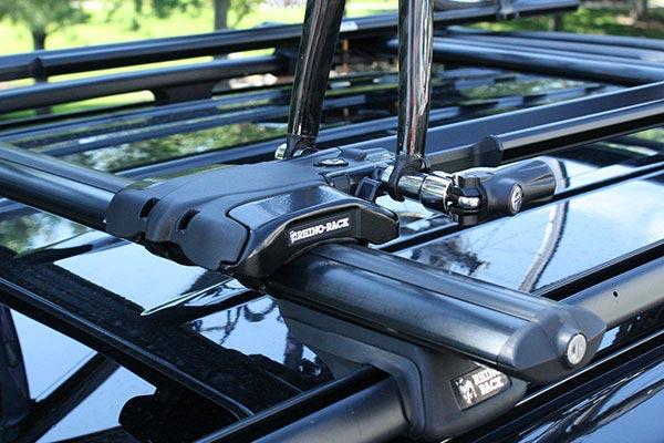 rhino rack mountain trail bike carrier up close