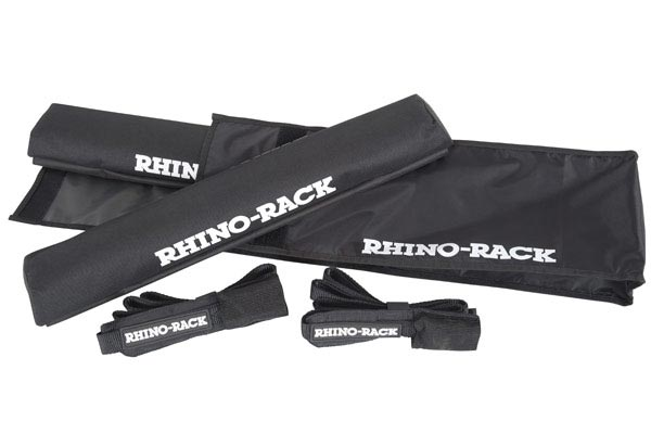 rhino rack roof rack foam wrap pads roof rack storage case