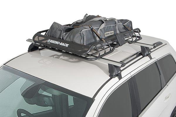 rhino rack tie down straps capability