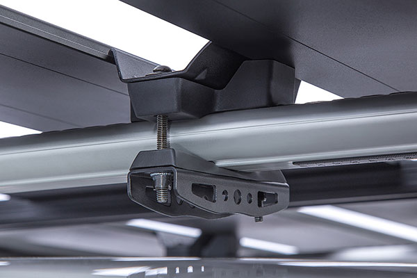 rhino rack universal pioneer platform roof rack clamp