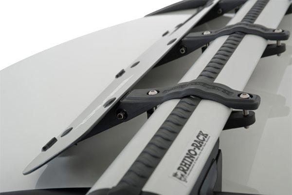 rhino rack wind fairing back clamp