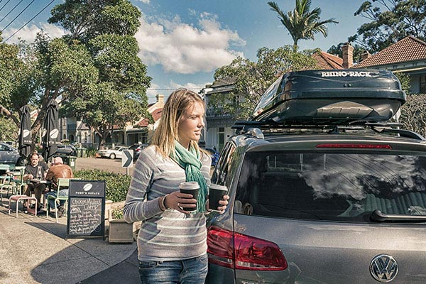 rhino rack zenith master fit roof cargo box lifestyle 3