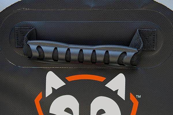 rightline gear auto duffle bag detail