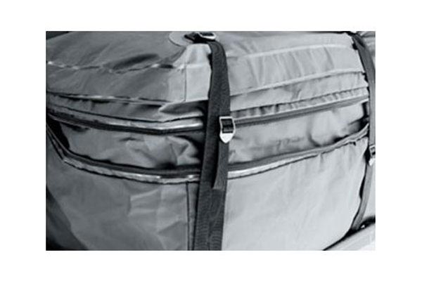 rola expandable cargo carrier storage bag zipper expand