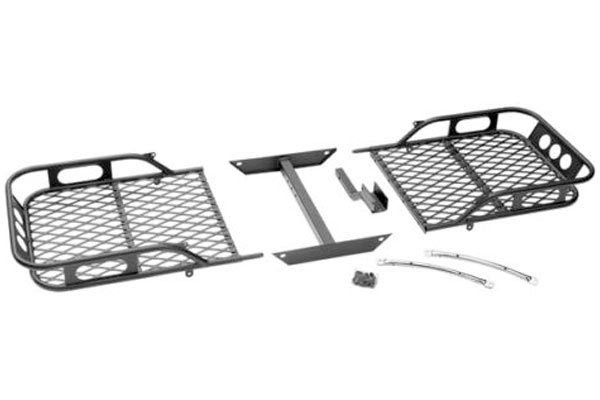 rola hitch mounted cargo carriers disassembled