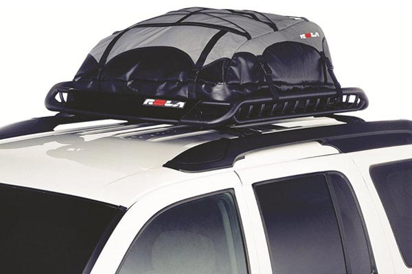 rola vortex roof mounted cargo basket tie down