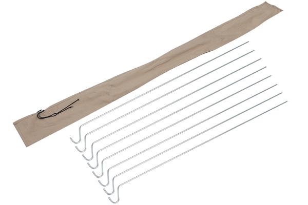smittybilt overlander awning stakes
