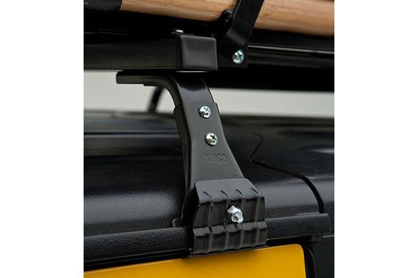 surco roof rack adapter front