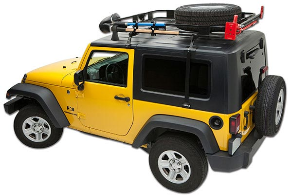 surco roof rack jeep hard top adapter full