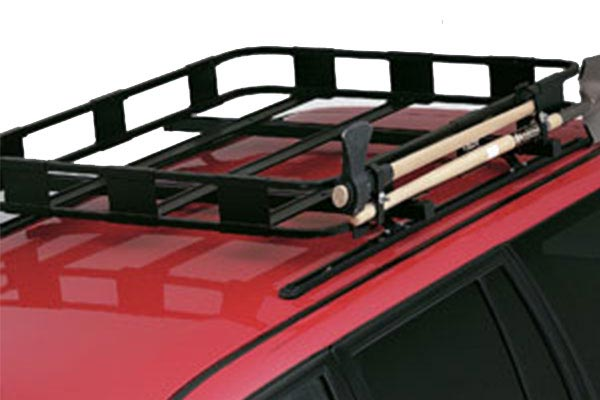 surco safari roof rack axe and shovel rack