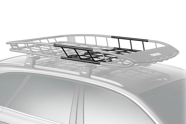 thule 859 canyon cargo basket extension