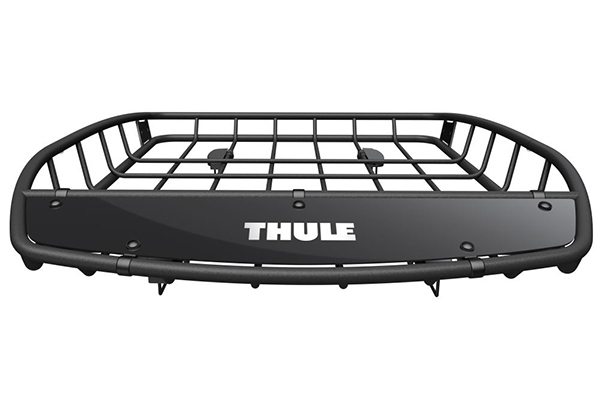 thule 859 canyon cargo basket front view