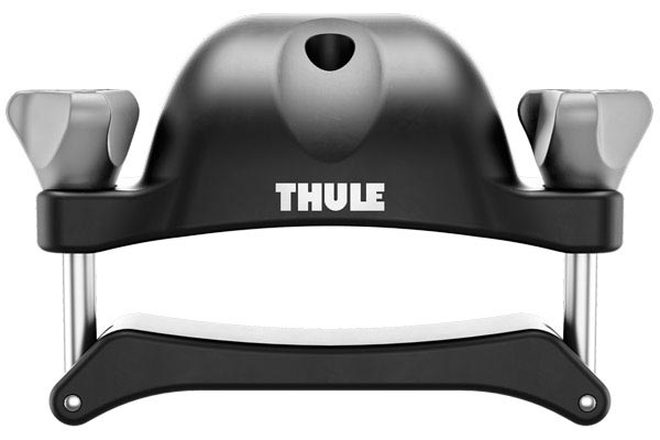 thule portage 819 canoe carrier clamp profile