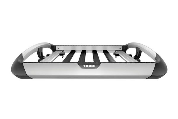 thule trail cargo basket front