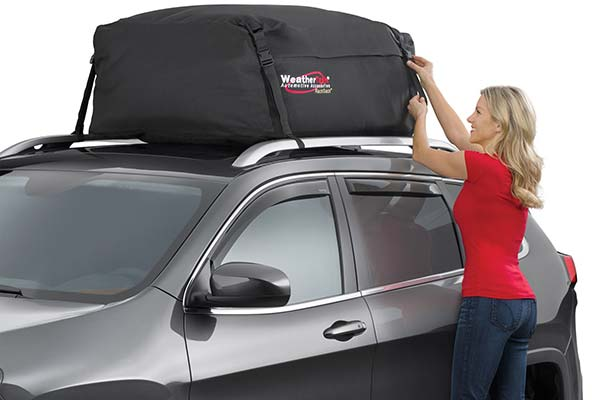 Weathertech Racksack Roof Cargo Bag Secure