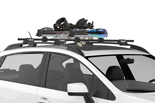 yakima big powderhound snowboard ski rack rel1