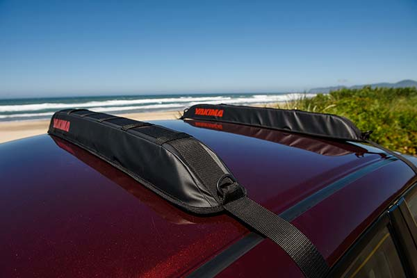 ... The Thick Padding Of Your Yakima EasyTop Instant Roof Rack Protects  Both Roof And Cargo ...
