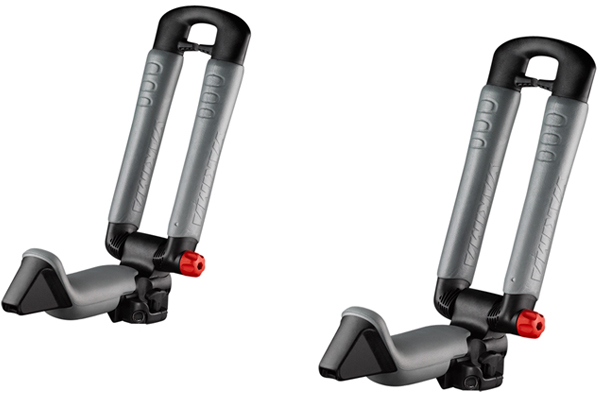 yakima bowdown foldable kayak rack detail