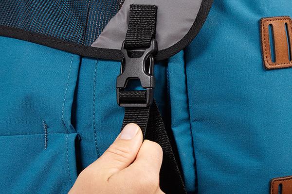yakima cargopack roof cargo bag tiedown straps
