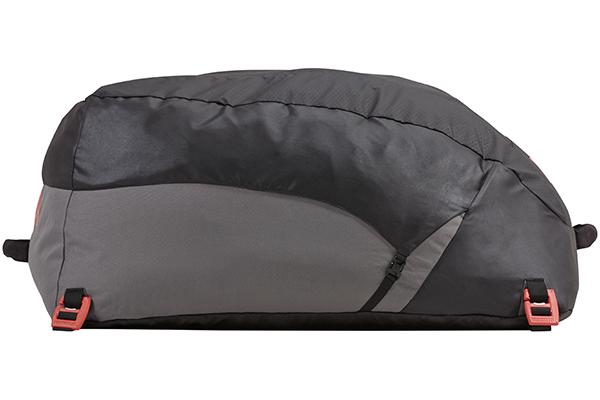 yakima drytop roof cargo bag side profile