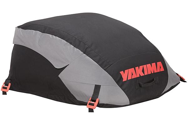 yakima softtop roof cargo bag off vehicle
