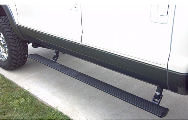 amp research powerstep running boards extended