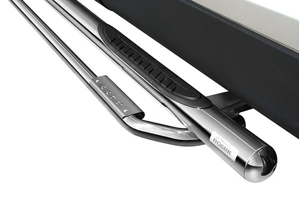 Romik max bar dual step stainless steel