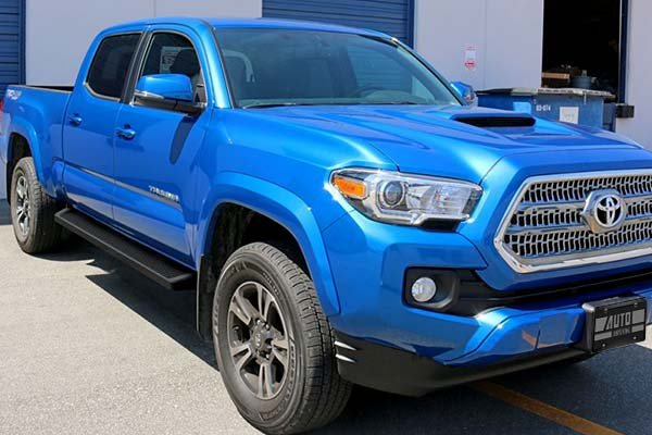 2017 Toyota Tacoma Running Boards >> Aps 6 Iboard Running Boards