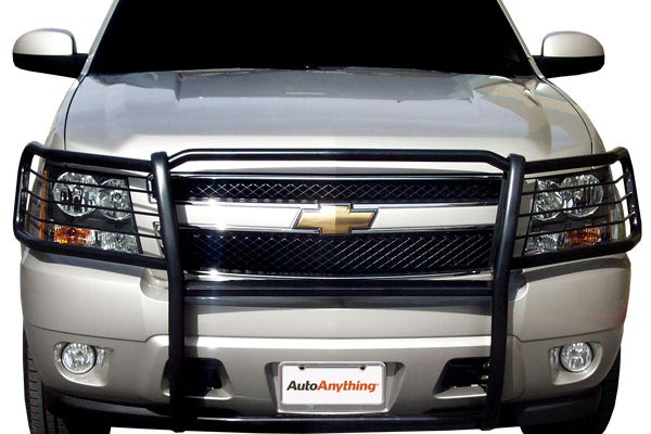 autoanything pl premium grille guards tan chevy