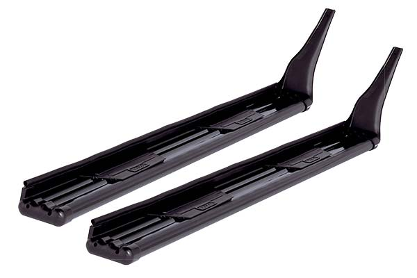 dee zee fx running board pair