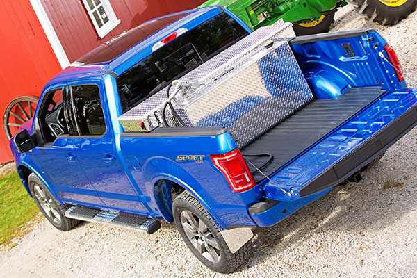 dee zee 6 brite tread side steps f150 lifestyle