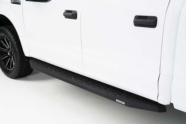 go rhino rb20 running boards installed1