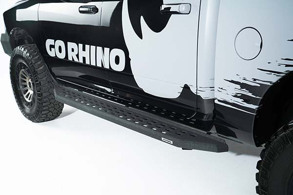go rhino rb20 running boards installed3