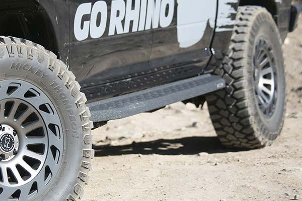 go rhino rb20 running boards lifestyle