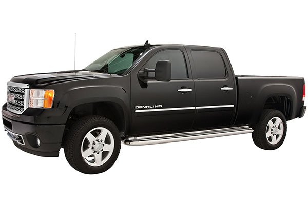 vehicle sierra shop by gmc nerf boards running bars for