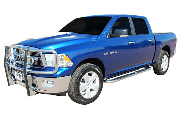 luverne 4 inch oval nerf bars cab length on ram