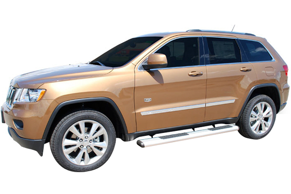 luverne o megastep 6 oval nerf bars cherokee installed