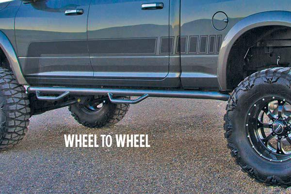 n fab nerf steps wheel 2 wheel
