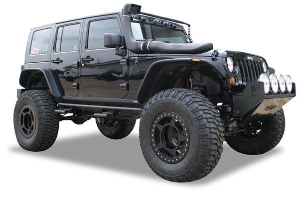 n fab rkr rails jeep installed
