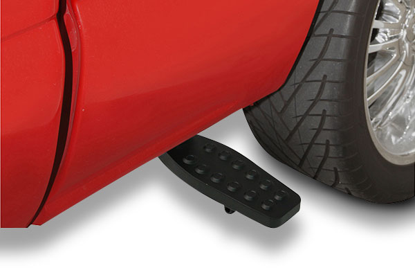 proz universal truck bed step black related